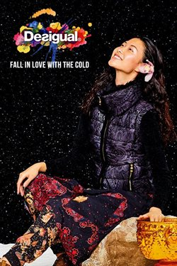 Desigual deals in the New York weekly ad