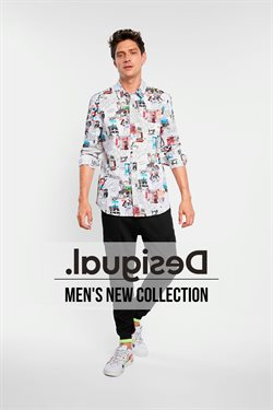 Clothing & Apparel deals in the Desigual catalog ( Expires today)