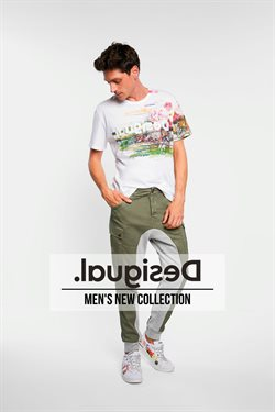 Desigual deals in the Desigual catalog ( More than a month)