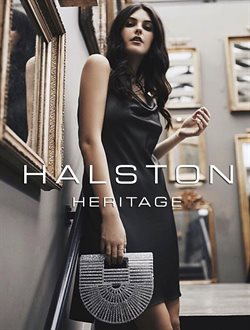 Halston Heritage deals in the New York weekly ad