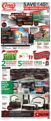 Electronics & Office Supplies deals in the Conn's Home Plus weekly ad in Phoenix AZ