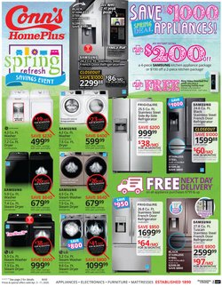 Electronics & Office Supplies offers in the Conn's Home Plus catalogue in Tucson AZ ( Published today )