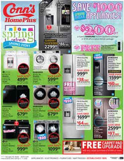 Electronics & Office Supplies offers in the Conn's Home Plus catalogue in Dallas TX ( 1 day ago )