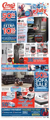 Electronics & Office Supplies offers in the Conn's Home Plus catalogue in Killeen TX ( Expires tomorrow )