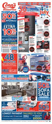 Electronics & Office Supplies offers in the Conn's Home Plus catalogue in Killeen TX ( 2 days left )