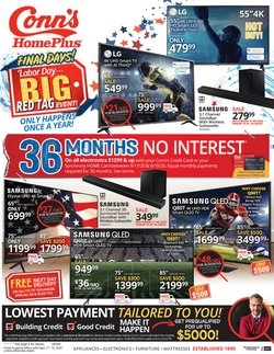Electronics & Office Supplies offers in the Conn's Home Plus catalogue in Phoenix AZ ( Expires today )