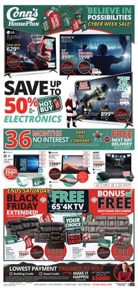 Electronics & Office Supplies offers in the Conn's Home Plus catalogue in Yuma AZ ( 2 days left )