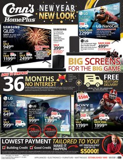 Electronics & Office Supplies offers in the Conn's Home Plus catalogue in Glendale AZ ( 2 days left )
