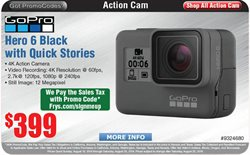 Photo camera deals in the Fry's Electronics weekly ad in Auburn WA
