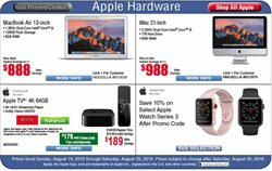 TV deals in the Fry's Electronics weekly ad in Garden Grove CA