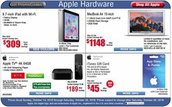 TV deals in the Fry's Electronics weekly ad in Concord CA