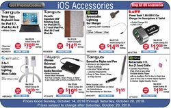 Apple products deals in the Fry's Electronics weekly ad in Humble TX