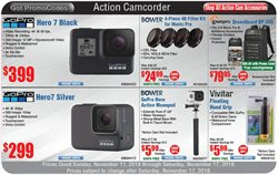 Photo & video deals in the Fry's Electronics weekly ad in Kent WA