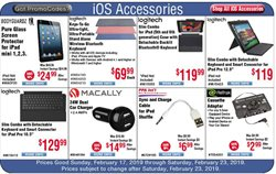 IPad deals in the Fry's Electronics weekly ad in Houston TX