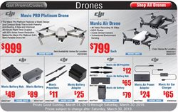 Video deals in the Fry's Electronics weekly ad in Fullerton CA