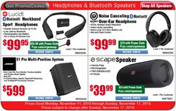 Fry's Electronics deals in the Houston TX weekly ad