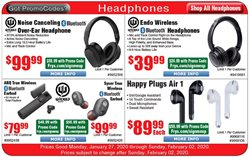 Fry's Electronics deals in the San Diego CA weekly ad