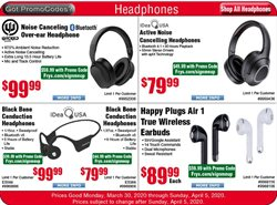 Electronics & Office Supplies offers in the Fry's Electronics catalogue in San Pedro CA ( Expires tomorrow )
