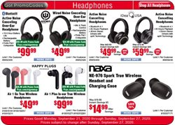 Electronics & Office Supplies offers in the Fry's Electronics catalogue in Long Beach CA ( Published today )