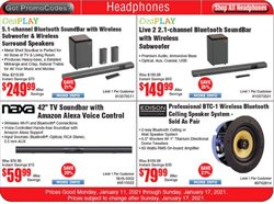 Electronics & Office Supplies offers in the Fry's Electronics catalogue in Lomita CA ( 3 days ago )