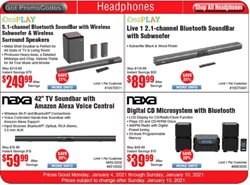 Electronics & Office Supplies offers in the Fry's Electronics catalogue in Carson CA ( 2 days ago )