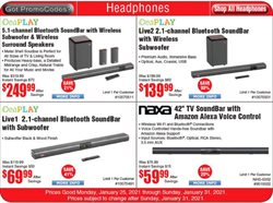 Electronics & Office Supplies offers in the Fry's Electronics catalogue in El Monte CA ( 2 days left )