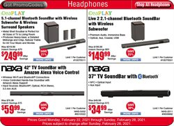Electronics & Office Supplies offers in the Fry's Electronics catalogue in Montebello CA ( Expires today )