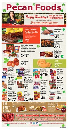 Brookshire Brothers deals in the Granbury TX weekly ad