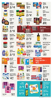 Tide deals in the Brookshire Brothers weekly ad in Humble TX