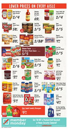 Furniture deals in the Brookshire Brothers weekly ad in Baytown TX