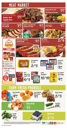 Frozen deals in the Brookshire Brothers weekly ad in Baytown TX
