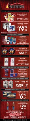 Brookshire Brothers deals in the Lufkin TX weekly ad