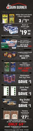 Brookshire Brothers catalogue ( Expires today )