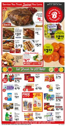 Brookshire Brothers catalogue ( 1 day ago )