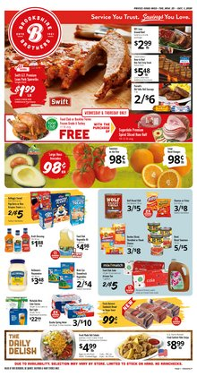 Grocery & Drug offers in the Brookshire Brothers catalogue in Lake Charles LA ( Expires tomorrow )