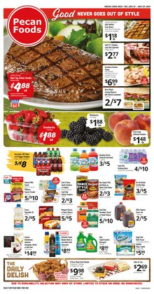 Grocery & Drug deals in the Brookshire Brothers catalog ( 2 days left)