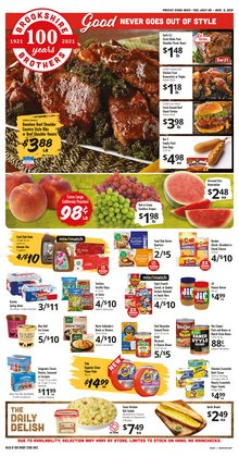 Grocery & Drug deals in the Brookshire Brothers catalog ( Published today)