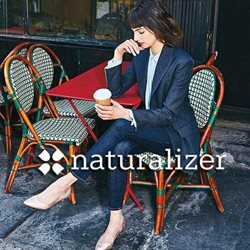 Naturalizer deals in the New York weekly ad