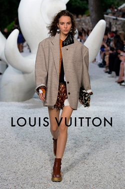 Louis Vuitton deals in the New York weekly ad