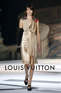 Luxury brands deals in the Louis Vuitton weekly ad in New York