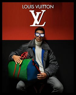 Luxury brands offers in the Louis Vuitton catalogue in Tempe AZ ( 4 days left )