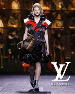 Louis Vuitton catalogue in New York ( More than a month )