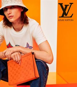 Luxury brands offers in the Louis Vuitton catalogue in Lewisville TX ( More than a month )