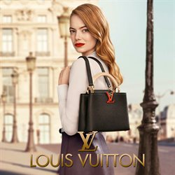 Luxury brands offers in the Louis Vuitton catalogue in Gardena CA ( More than a month )