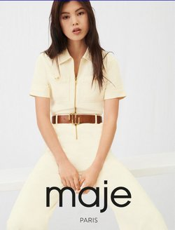 Clothing & Apparel deals in the Maje catalog ( Published today)