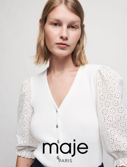 Maje deals in the Maje catalog ( 20 days left)
