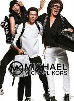 Luxury brands deals in the Michael Kors weekly ad in Ontario CA