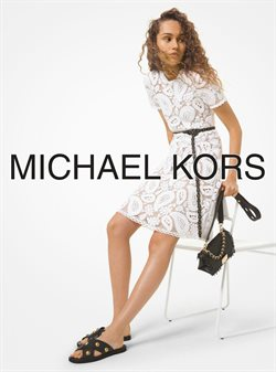 Luxury brands offers in the Michael Kors catalogue in Cicero IL ( More than a month )