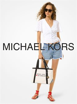 Luxury brands offers in the Michael Kors catalogue in Hayward CA ( More than a month )
