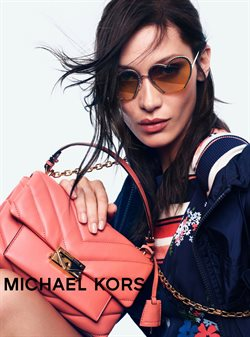 Luxury brands offers in the Michael Kors catalogue in Conroe TX ( 25 days left )